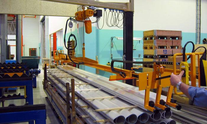 ALVAC A/S leverer højtteknologiske maskiner til industrivirksomheder